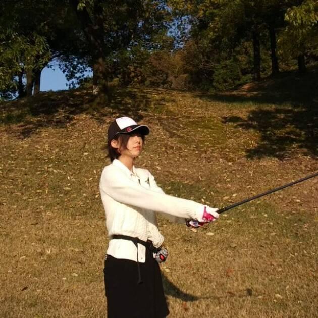 スコアは良くなってないけど考えてゴルフを組み立てる!