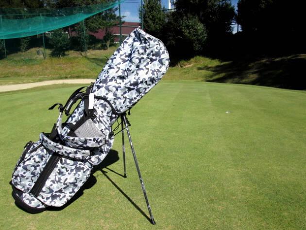 おしゃれゴルフ女子のトレンド④キャディーバック