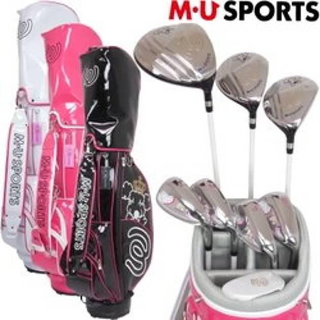 ゴルフクラブにはどんな種類がある?