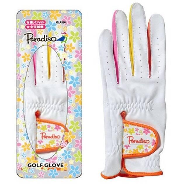 お母さん、奥さんの手を守るグローブは、ゴルフグッズで示す思いやり