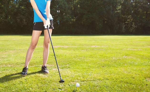 ゴルフを始めたい! と思ったらまずは基礎中の基礎から!
