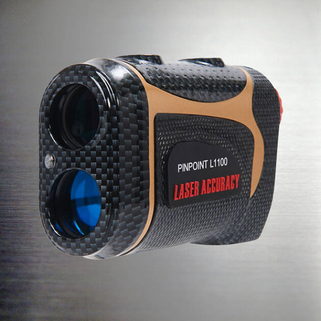 4位 レーザーアキュラシー PINPOINT L1100