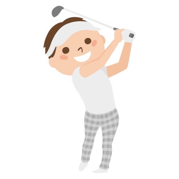ゴルフプレー中にOKな服装
