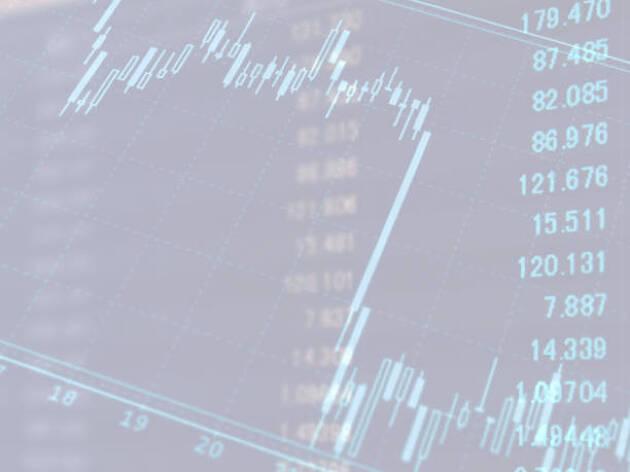 縮小傾向の市場規模