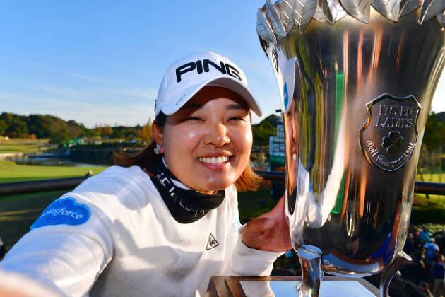 さて、トーナメントの戦いは、初日はユン・チェヨンがトップに立ち、最終的には、鈴木愛が優勝しました!