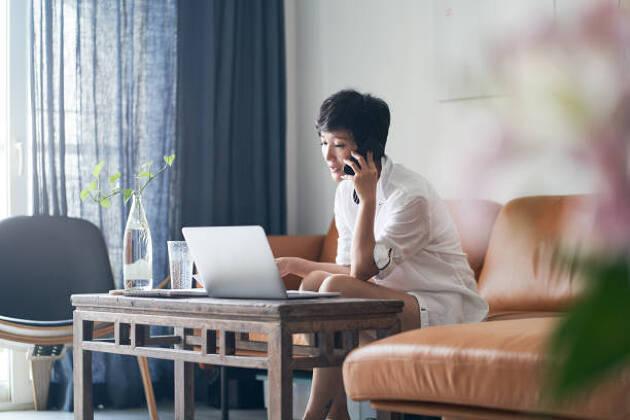 丸一日自宅でパソコンに向かうの?