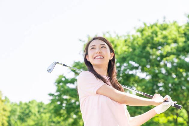 適切なゴルフクラブを選ぶことがスコアアップにつながります