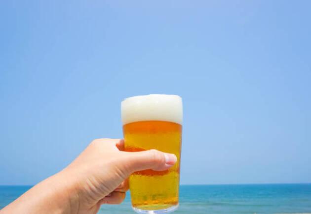 ビールは水分補給にあらず!