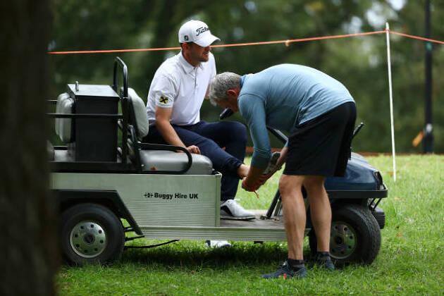 ゴルフ保険の主な補償内容1.自分に対する補償