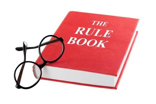 3.最低限のルールだけは覚えておこう