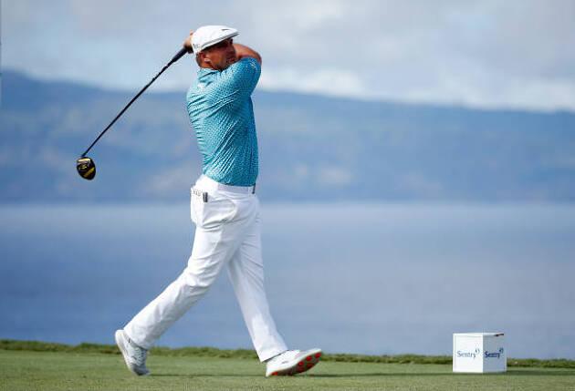 プロゴルファーも目いっぱい振っていない!