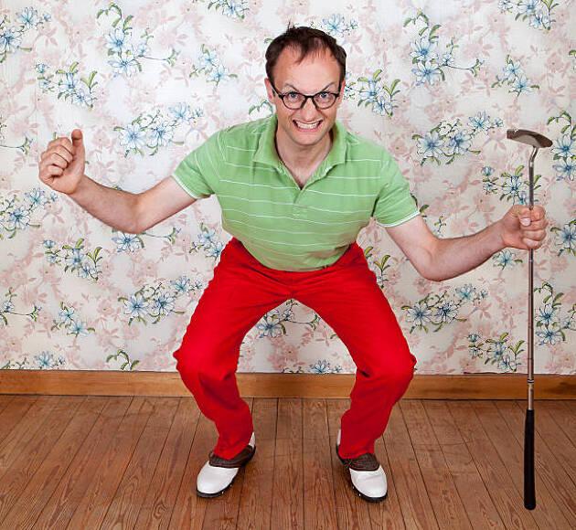 攻めるゴルフ