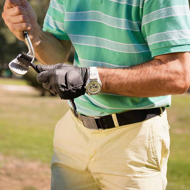 ゴルフクラブの手入れとは? 必要なものなの?