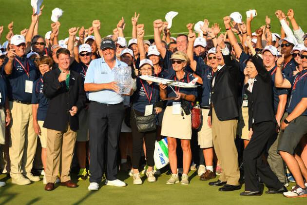 2019年6月、PGA TOUR チャンピオンズが再び日本で開催!