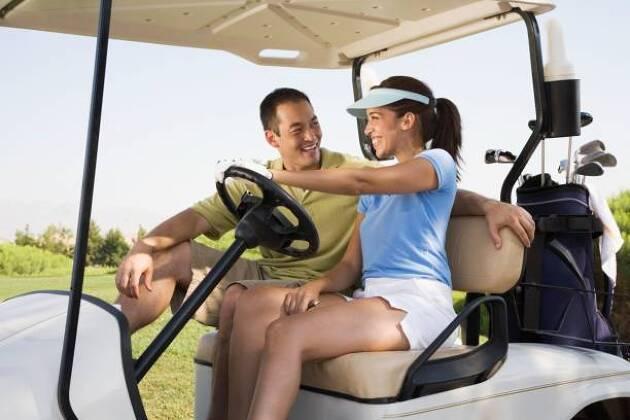 ゴルフデートはお互いの距離感を知ることから!