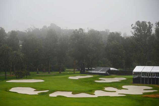 バンカーを徹底的に避けて、守るゴルフで通じるのか?