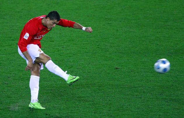 サッカー選手のブレーキ動作
