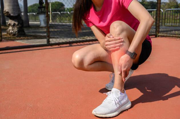 すねの筋肉痛 他に原因はあるの?