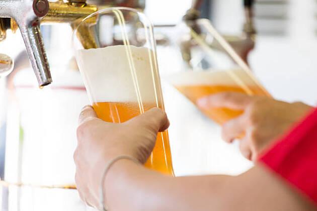 生ビール最高♪ですが・・・