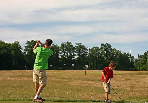 腹筋崩壊!Bad Golf Shots Bad Golf Swings!