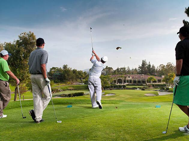 ワンオンチャレンジや「握り」のゴルフは大丈夫?