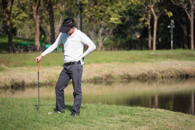 確かにゴルフは難し過ぎる……