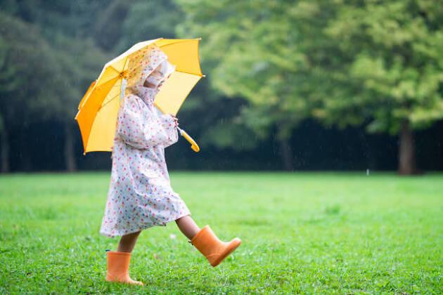 激安の雨合羽はおすすめできない