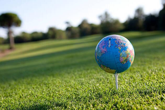 世界でゴルフを盛り上げよう!