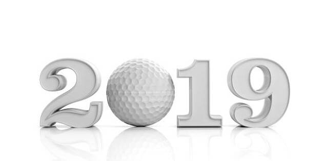 この1か月、不調で悩んでいた中での2019年最後のラウンド・コンペ!