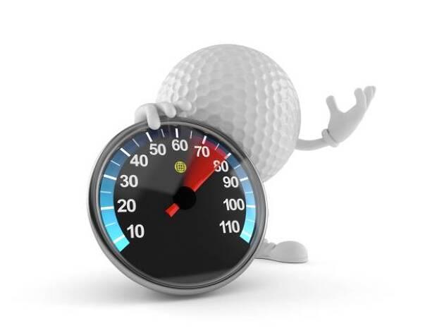ヘッドスピードに対する基準値