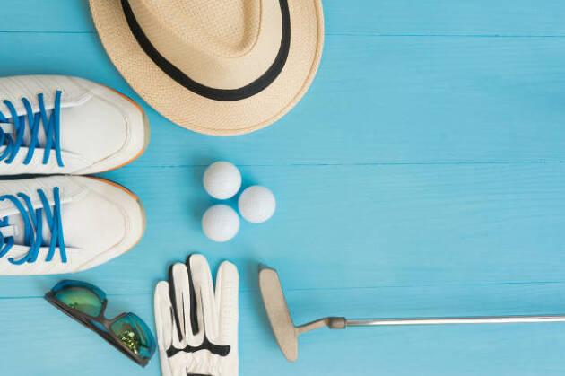 ゴルフは小物がたくさん? 何が必要?