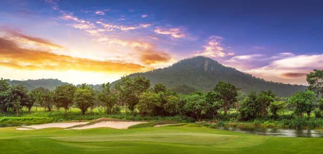 「ゴルフ天国」タイ