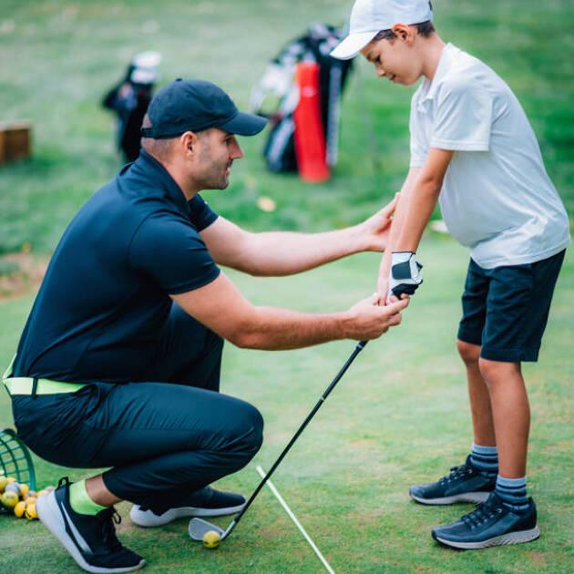 実は「青少年教育」でもゴルフは使われています