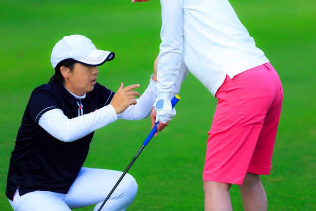 ゴルフスイングのレッスンを求められた時にチェックするポイントとは?!