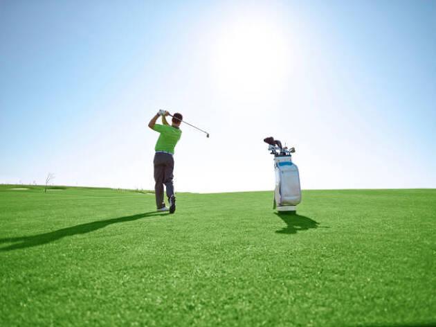 向上させたいのは、単純にゴルフの技術