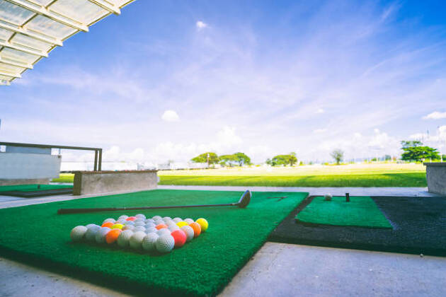 ゴルフが上手になるにはラウンド後に練習をすべし