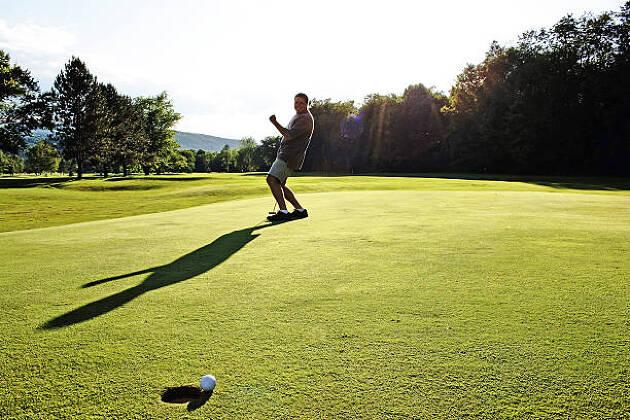 飛距離を出す、いいプレーをすることがゴルフじゃない