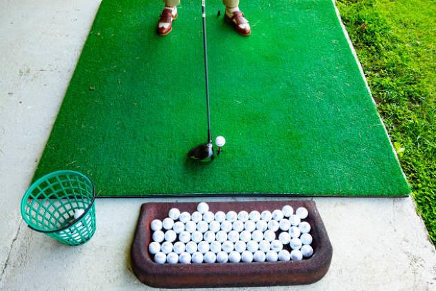 ゴルフが上手になるには「何を練習するのか」決めて練習場へ行くべし