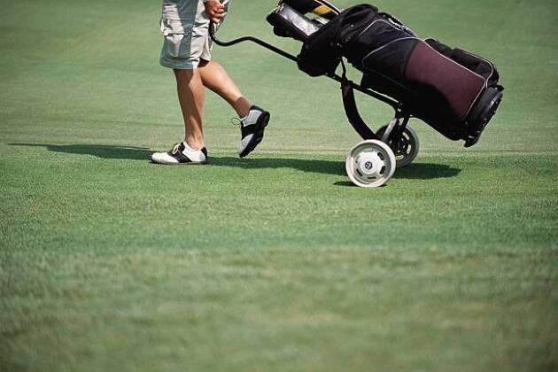 ゴルフは足元から