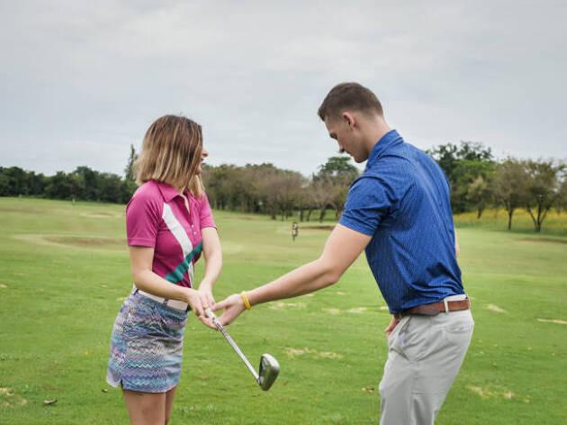 ゴルフスクールの無料体験を活用してみてください