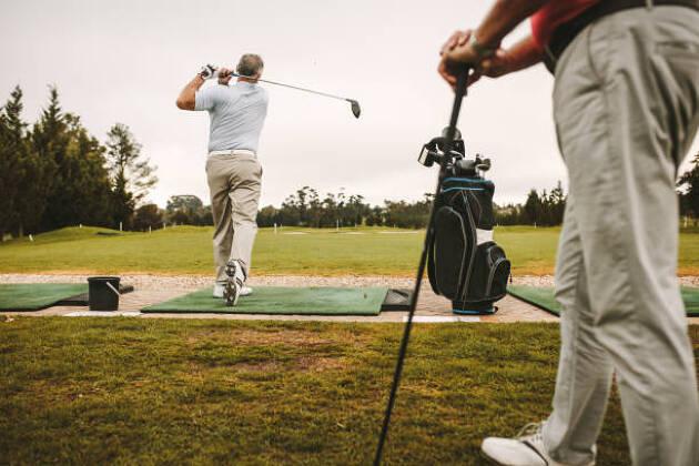 スコアを自慢するためにゴルフはプレーするんじゃない