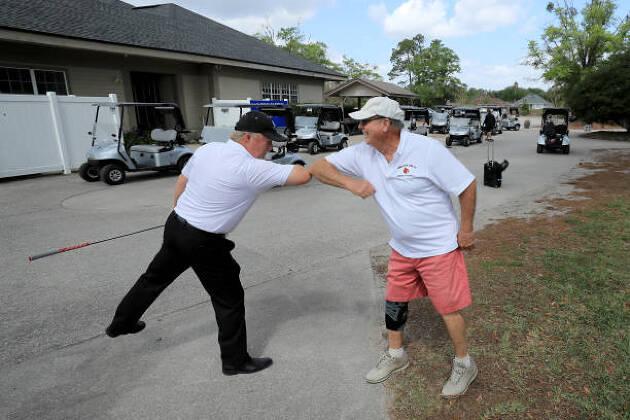コロナ禍でもゴルフを楽しむために