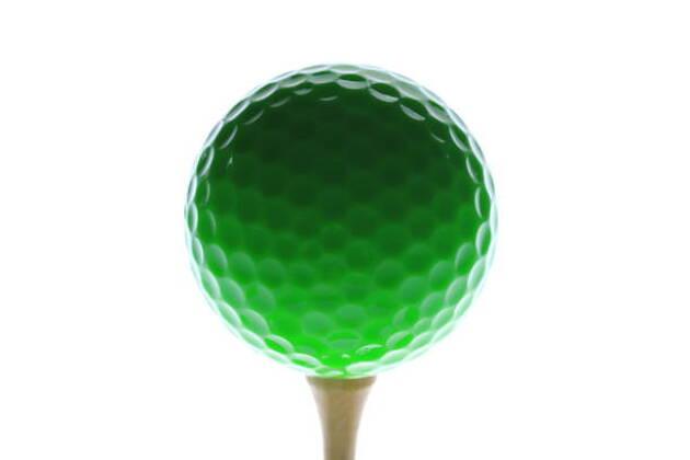 緑のボールって……意外と見える!( ゚Д゚)