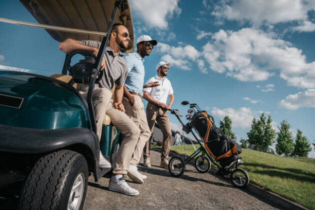 ゴルフを始めよう!