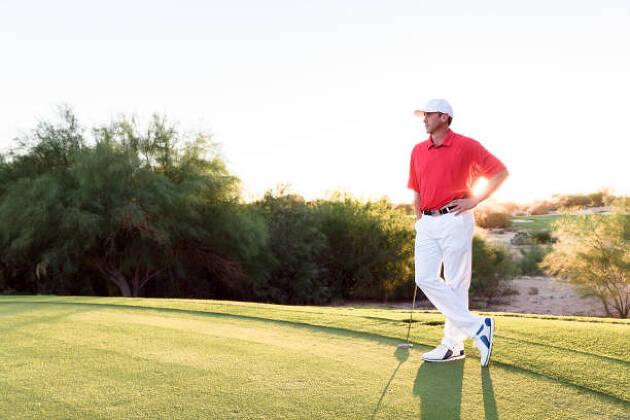 少し立ち止まって、考えるゴルフをしよう!