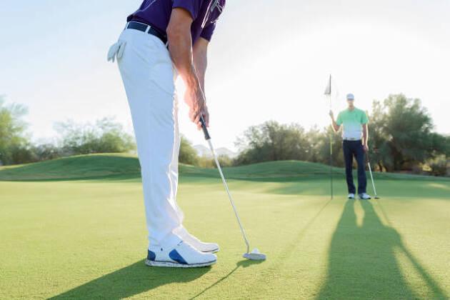 競技ゴルフ参加のきっかけ