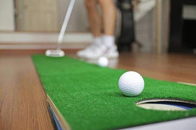 明日からのあなたの行動を変えるだけでゴルフが上手くなる!