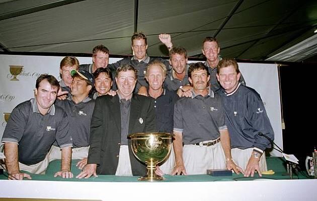 世界選抜の唯一の勝利は1998年大会