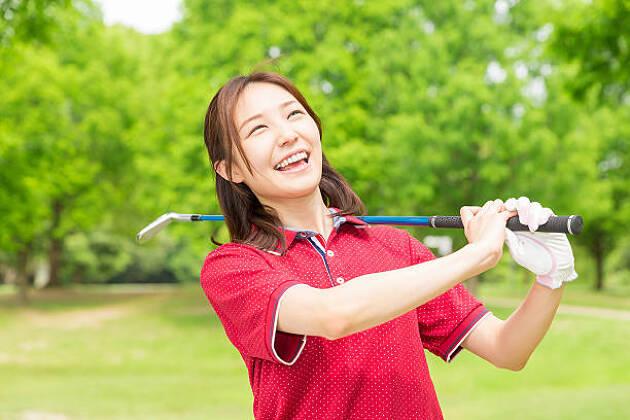 女性ゴルファーはトップ自体がミスではない!?