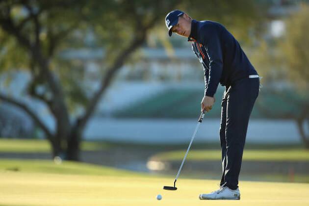 トッププロとアマチュアゴルファーのパッティング精度